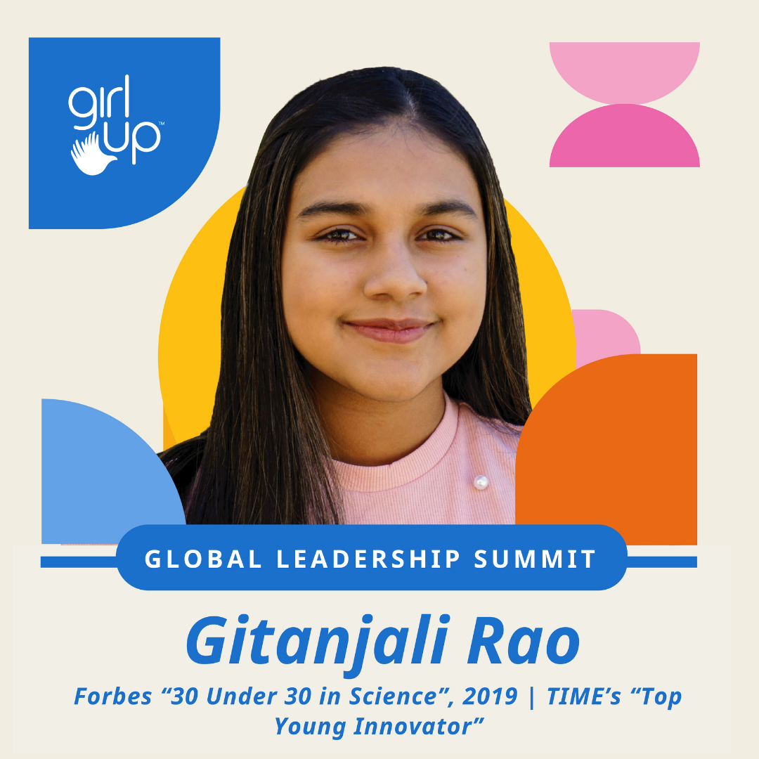 Gitanjali Rao is a young inventor, author and scientist